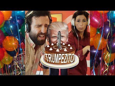 Trumpezito (Paródia Despacito) BFF Joana Cruz & Rodrigo Gomes