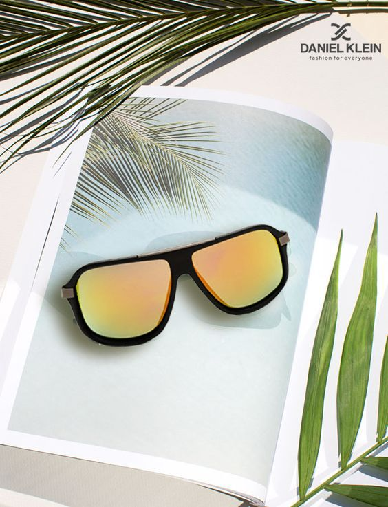 Modern, playful, and sexy, are just a few of the words that describe Daniel Klein's Sunglasses. The truth is, our sunglasses are all of those things carefully measured in perfect combination. #DanielKlein #Sunglasses #SummerShadesOfDK #FashionForEveryone