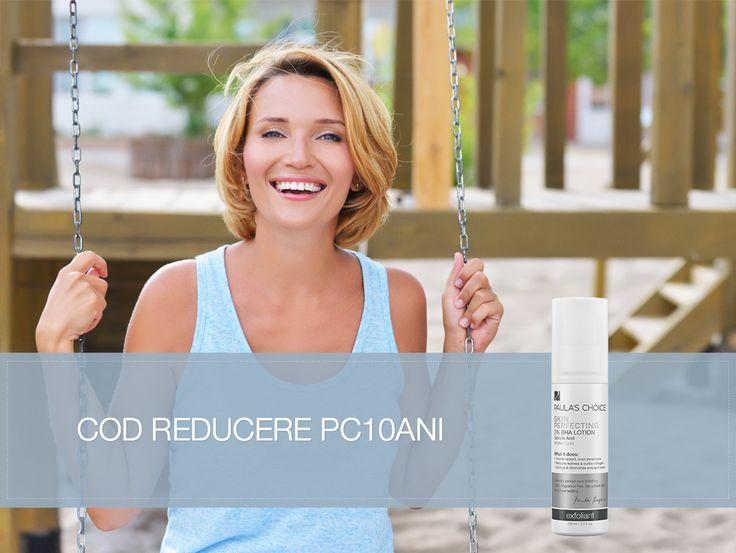 Micșorează porii dilatați cu Skin Perfecting 2% BHA Lotion Exfoliant care înlătură celulele moarte de la suprafața pielii, dar și din interiorul porilor. Reduce roșeața pielii datorită proprietăților anti inflamatoare și stimulează producerea de colagen. Luptă eficient împotriva erupților, punctelor negre, porilor dilatați, Keratosis Pilaris și rozacee, fiind eficient și ca produs anti-aging. În luna august, ai reducere de 10% pentru acest exfoliant, varianta full size »