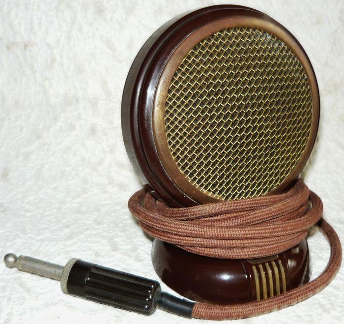 Vintage GRUNDIG Microfoon GKM 17 - Catawiki