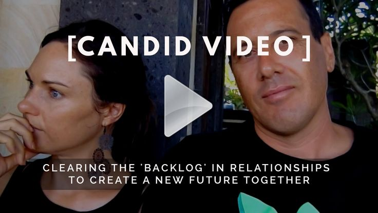 ** Candid Relationship Video ** Moving through emotional triggering inside of relationships. DURING this video I was very triggered. We share about clearing the backlog inside of relationships to actually be able to continually create anew together  www.KateMareeOBrien.com www.HenareAndKate.com