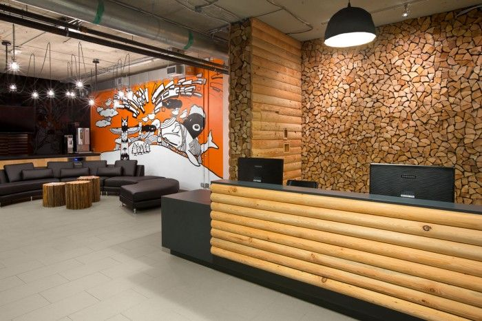 Vancouver tech company offices ssdg interiors id for Interior design companies vancouver