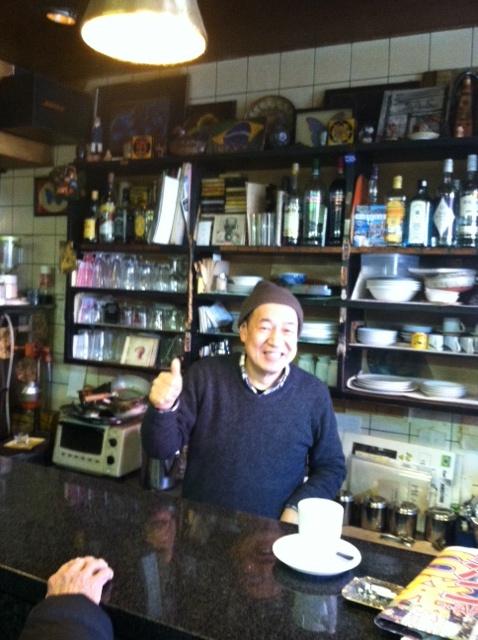 Brazil Cafe (Cafe Zinho) - The Master.