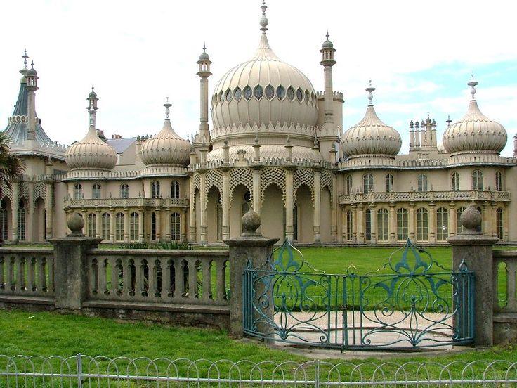 John Nash – Pawilon królewski w Brighton