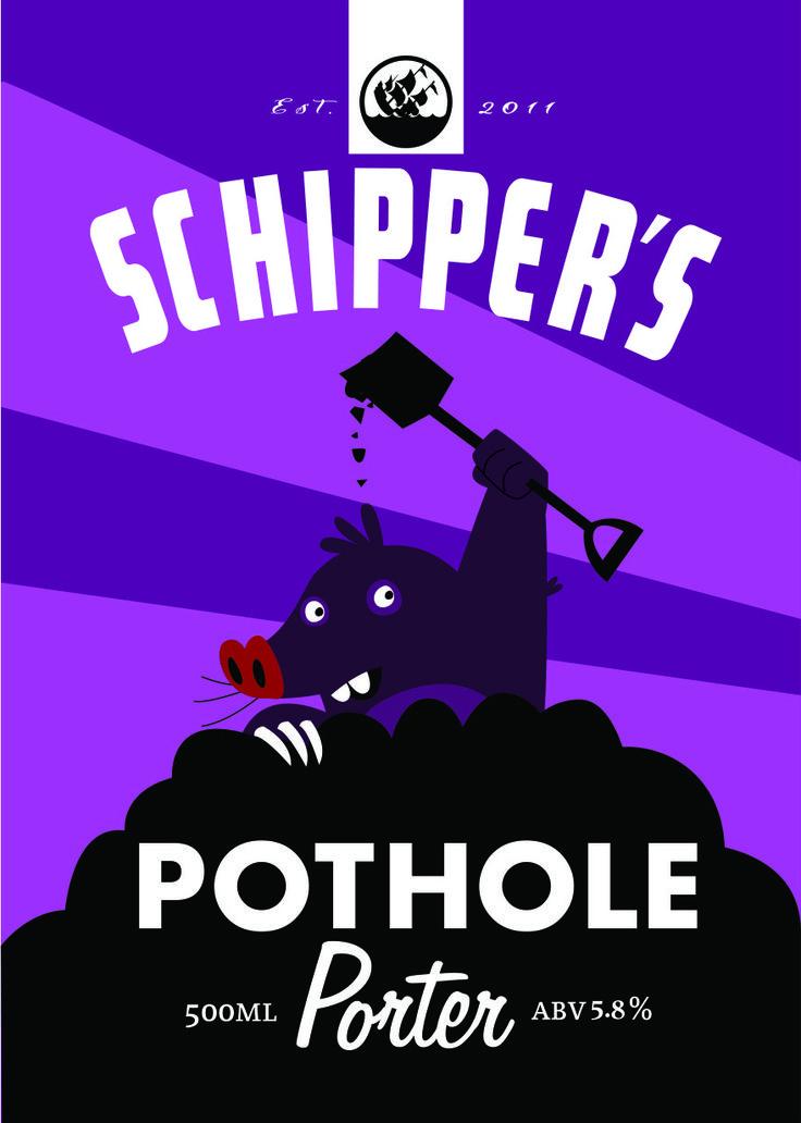 Schipper's Launch Pot Hole Porter – 24th July