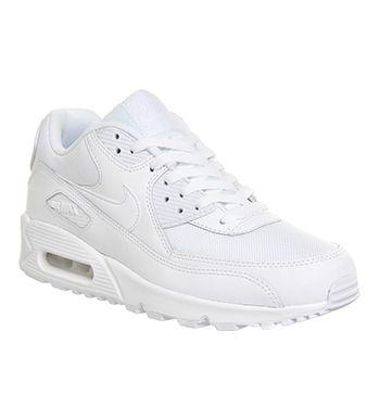 Nike Air Max 90 White Mono - His trainers