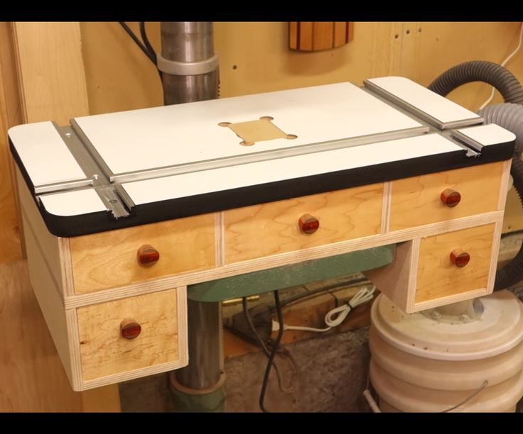 9 best images about Woodshop on Pinterest | Drill press table, Cabinet drawers and French cleat