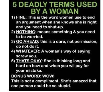 Woman true story!