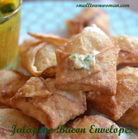 Jalapeno & Bacon Envelopes