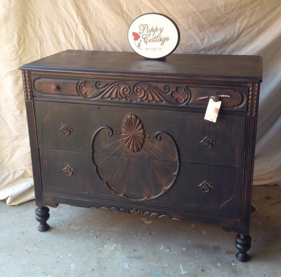 Hey, I found this really awesome Etsy listing at https://www.etsy.com/listing/504665957/dresser-vintage-chest-of-drawers-old