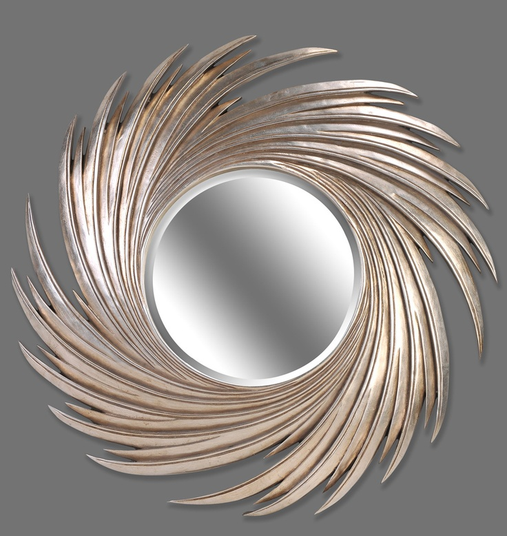 The Silver Duchess Mirror