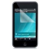 iKross Premium Reusable LCD Screen Protector with Lint Cleaning Cloth for iPod touch (Clear) (Electronics)By iKross