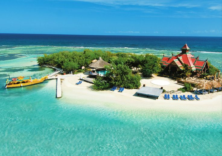 Queen's Beach in Montego Bay #Jamaica #travel