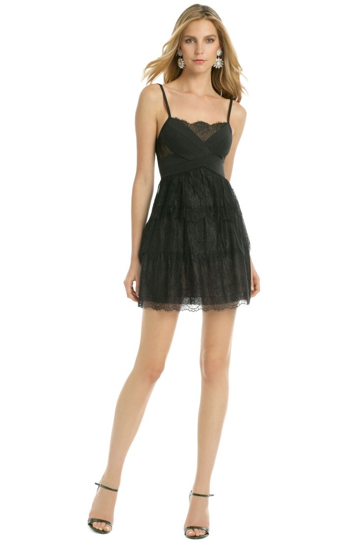 Rent Look No More Dress by BCBGMAXAZRIA for $46 only at Rent the Runway.