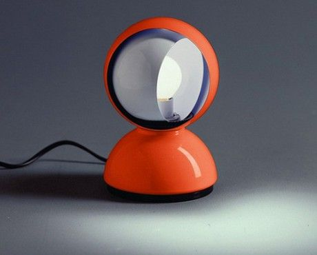 Got this recently. Artemide Eclisse lamp by Vico-Magistretti designed in 1965. It received the Compasso D'Or in 1967.