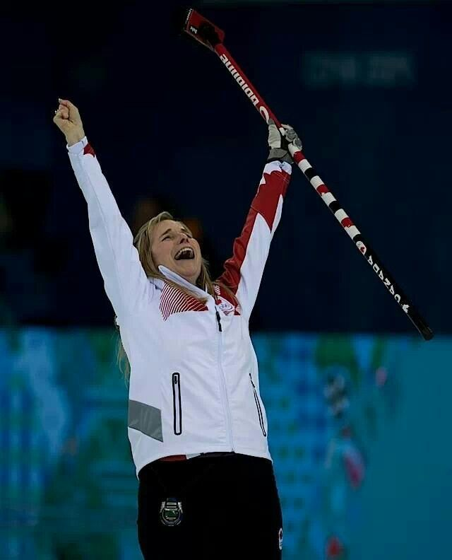 Canada curling Gold medal:-) :-) :-) :-) :-) :-) :-)