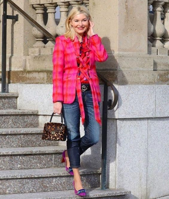Fabulous Outfits For Women Over 40 From Fashion Blogger Petra From Lieblingsstil Modestfashionforwomenover In 2020 Clothes For Women Fashion For Women Over 40 Fashion