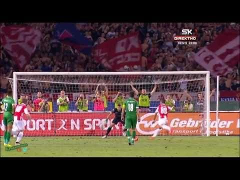 ★ RED STAR BELGRADE 2-4 LUDOGORETS RAZGRAD ★ 2016-17 UEFA Champions Leag...