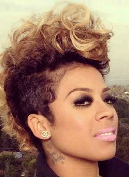 Short Hairstyles Black Women Hair 2014 – 2015 | http://www.short-haircut.com/short-hairstyles-black-women-hair-2014-2015.html