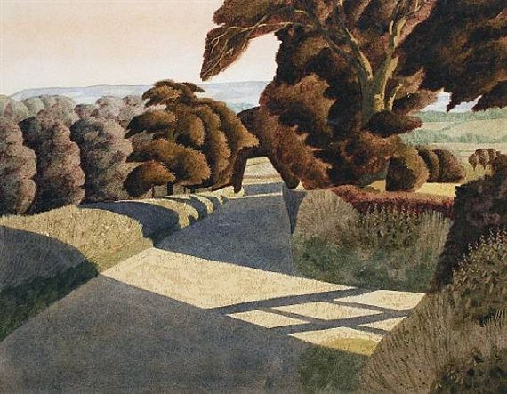 Simon Palmer - Landscape with Two Exits