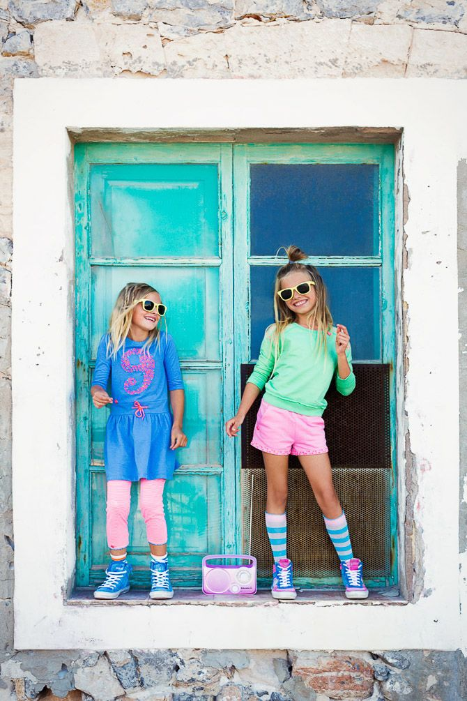 Mim pi zomer 2015 | girls collection , the summer is magic