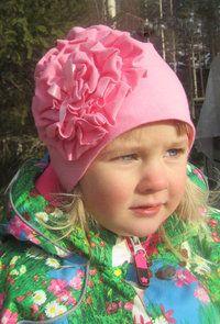 NopsuPopsu Ruusuke Pipo, vaaleanpunainen trikoo - Lasten Taikamaa
