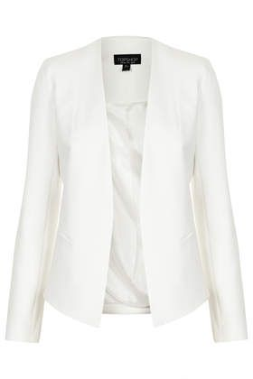 Love this white blazer