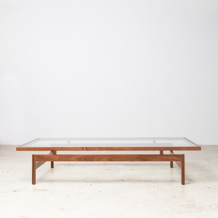 Minimalist Product Lovely - Contemporary rosewood coffee table Fresh