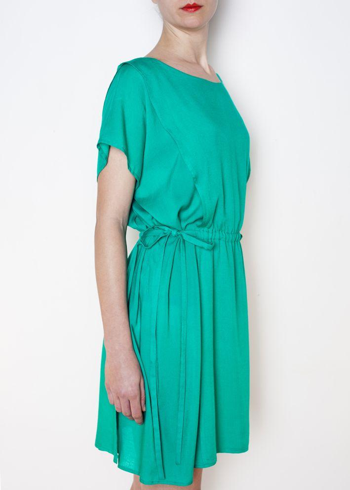šaty VERDE