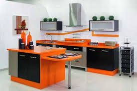 Image result for bright colors latest kitchen designs