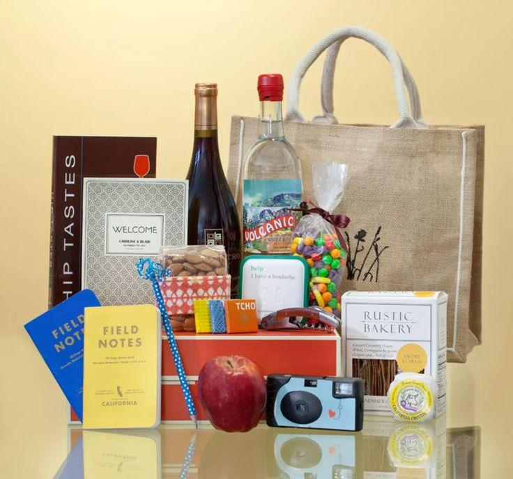15 Best Beach Wedding Welcome Bag Ideas Images On Pinterest