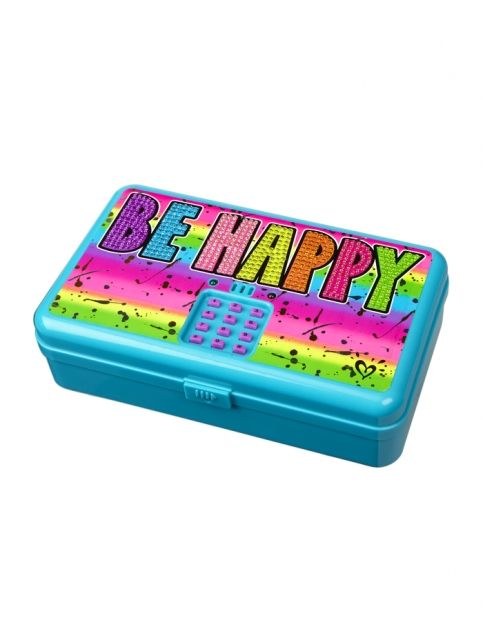 Just For Girls Toys : Be happy electronic push code box girls room decor