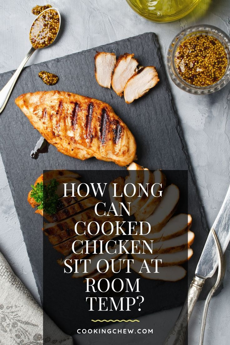 How long can chicken sit out? 3 important things to know | How to cook  chicken, Cooking, Canned chicken