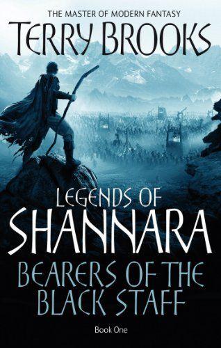 Bearers Of The Black Staff: Legends Of Shannara: Book One by Terry Brooks, http://www.amazon.com/dp/B0043VE51W/ref=cm_sw_r_pi_dp_6iYstb1RQMCFW