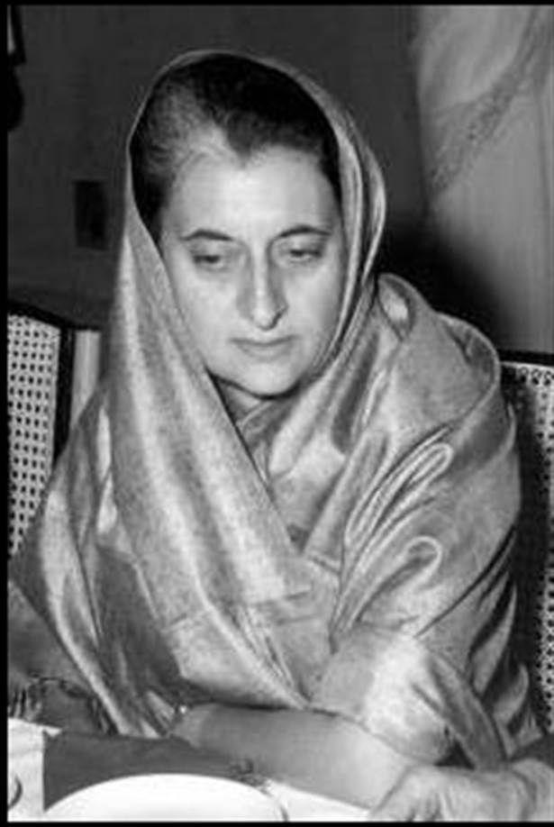 22. Indira Gandhi
