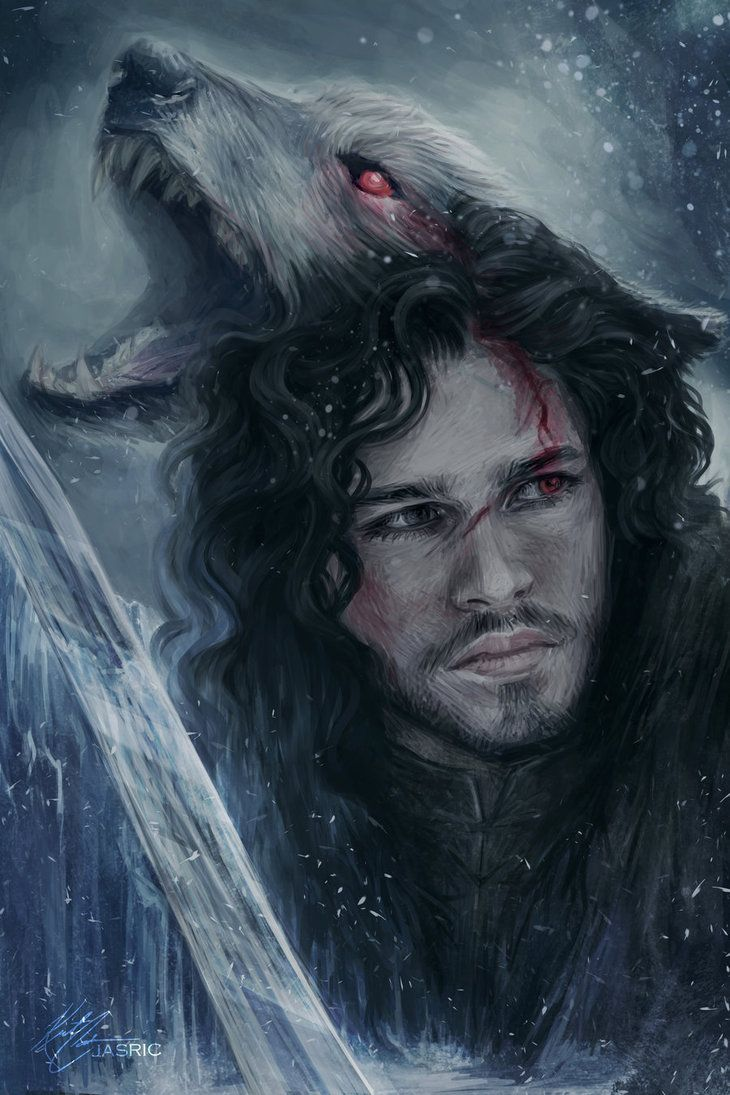 Daily @deviantART Picks for 07-07-2014 #GameOfThrones #JonSnow #HBO | Images Unplugged