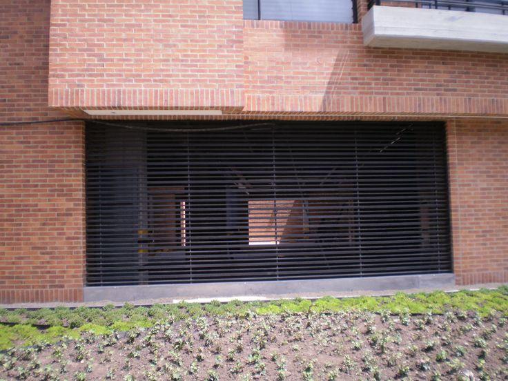 Cerramientos edificios