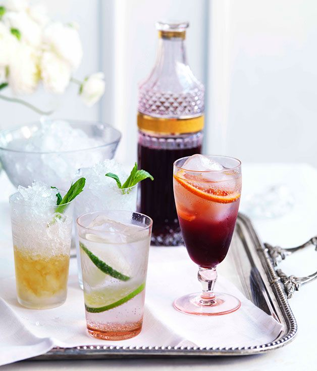 Gin Rickey | drink up | Pinterest