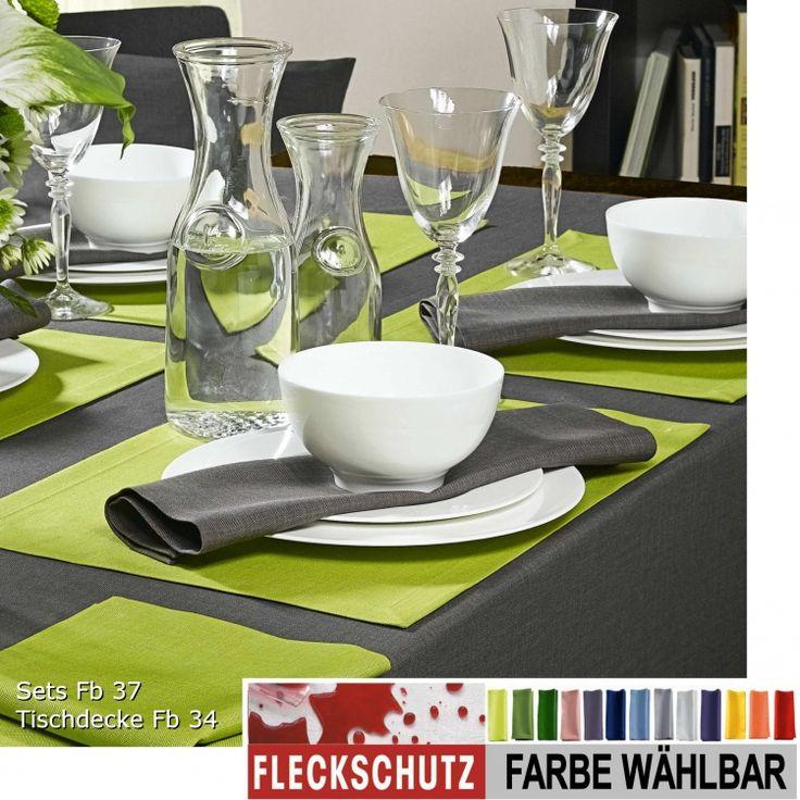 Moderne Tischwäsche 48 besten tischwäsche mit fleckschutz bilder auf