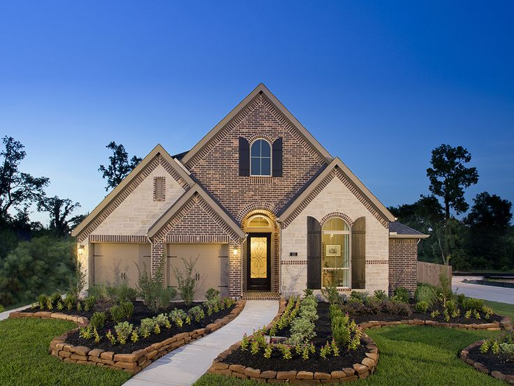 Perry Homes   Jacobs Reserve Model Home   Design