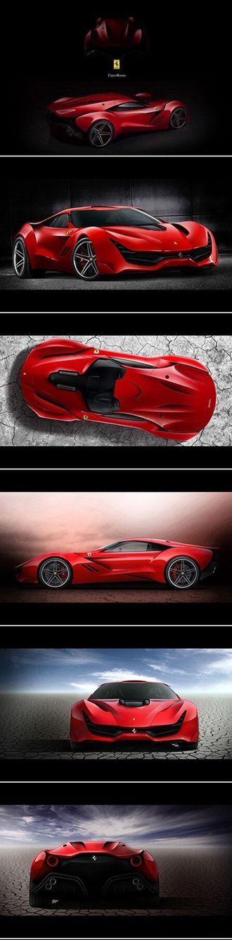 DEBES VER 2017 Imágenes Del Carro ''2017 Ferrari Cosco Rosso '' Imagenes Coches 2017, 2017 Imagenes De Carros Deportivos