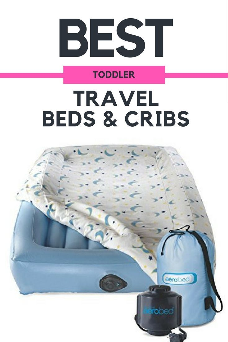 We've made it easy to choose the best toddler travel bed or travel crib when you're traveling to keep your little one is safe. Includes a comparison table. via @chasethedonkey