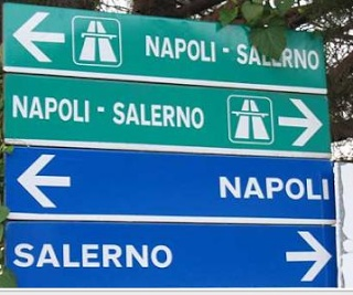Road Signs in Italy #roadsigns #italy