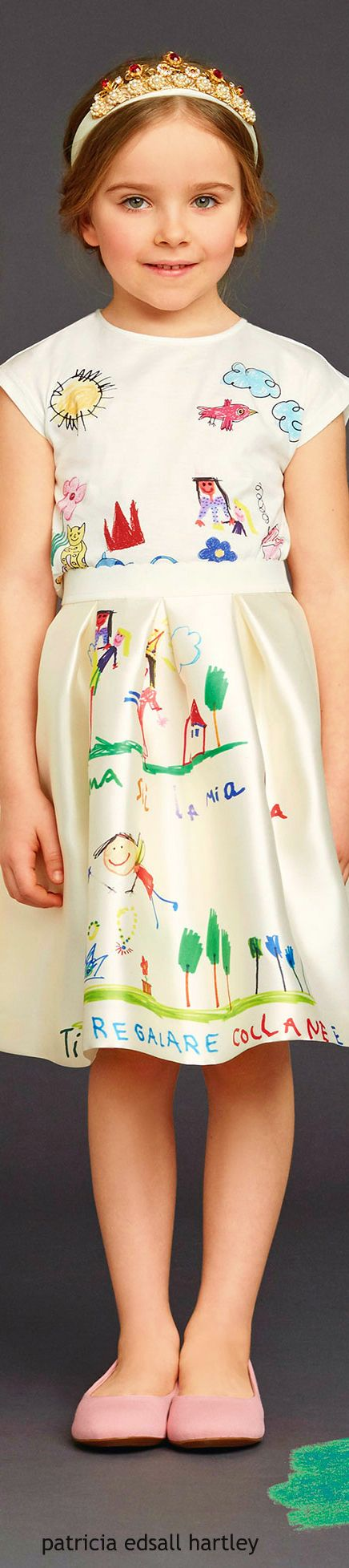 Childrenswear Lilica Ripilica Spring-Summer  Dolce & Gabbana - Winter 2016