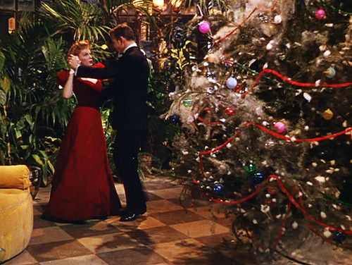 christmas movie dancing shoes