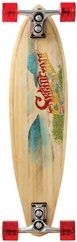 SECTOR NINE PUERTO RICO BAMBOO SERIES SKATEBOARD