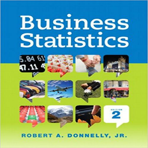 10 best solutions manual images on pinterest manual online solution manual for business statistics 2nd edition by donnelly 0321925122 978 0321925121 fandeluxe Images