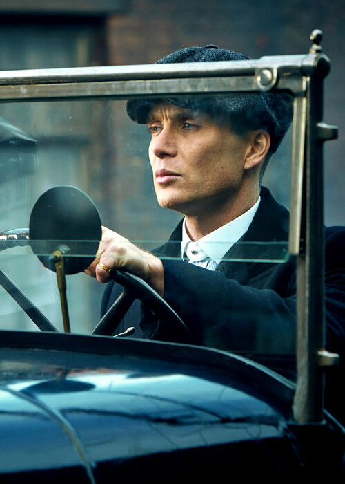 Tommy Shelby can drive me anywhere anytime Peaky Blinders