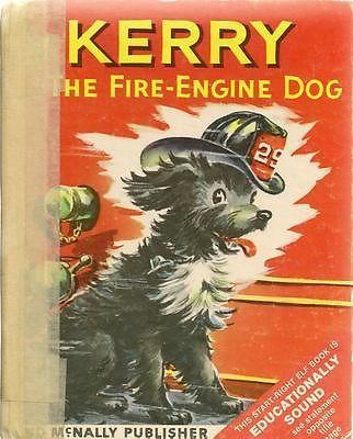 Ny Firefighter Kids Books About Dalmatian Dog