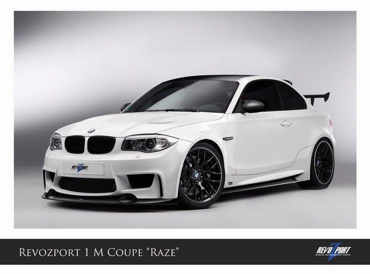 BMW 120d Coupe M Series by RevoZport